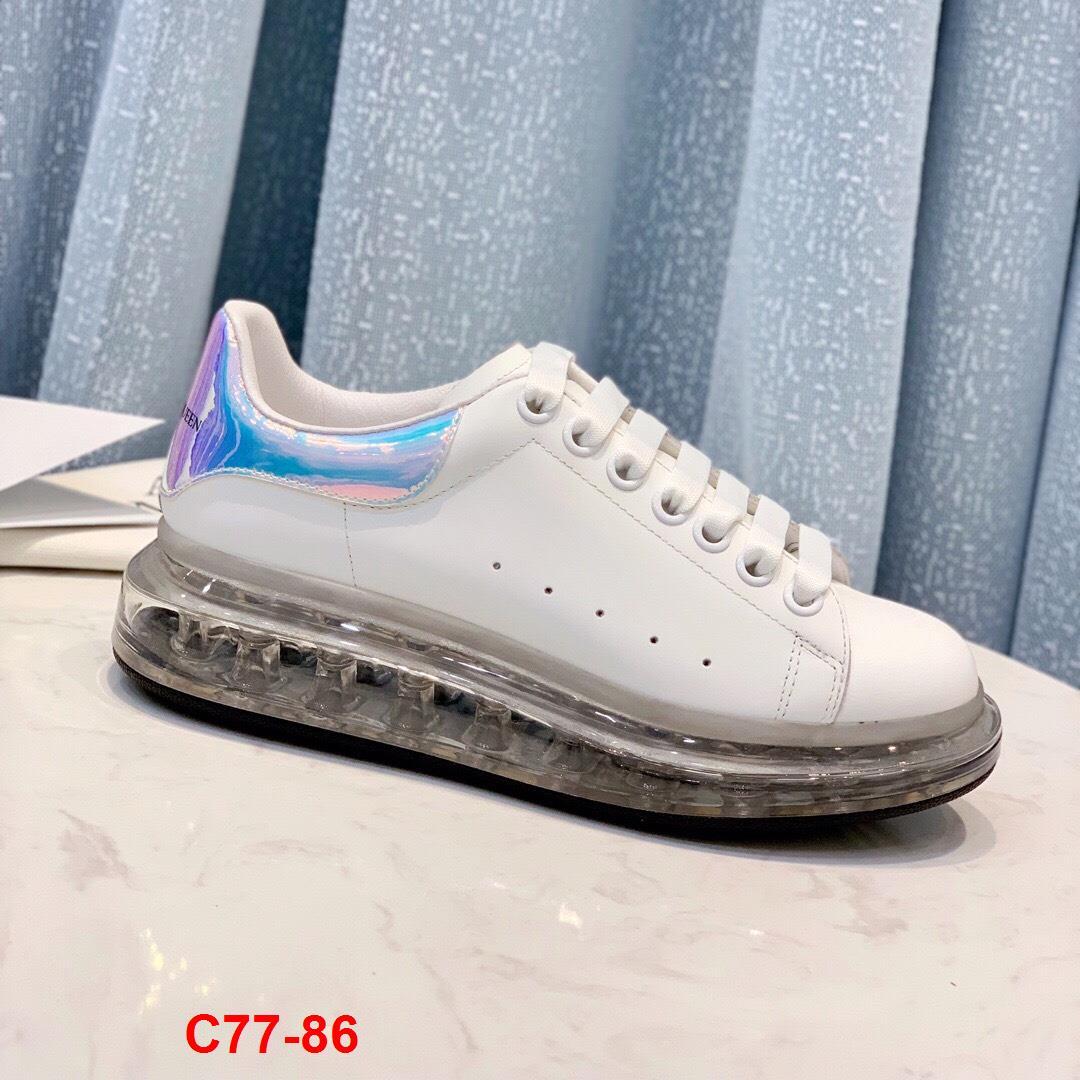 C77-86 Alexander Mcqueen giày thể thao siêu cấp