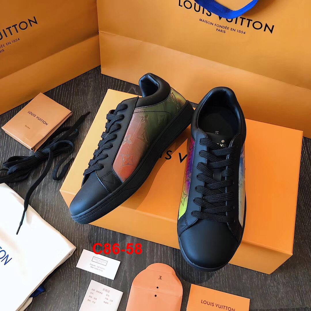 C86-58 Louis Vuitton giày thể thao siêu cấp