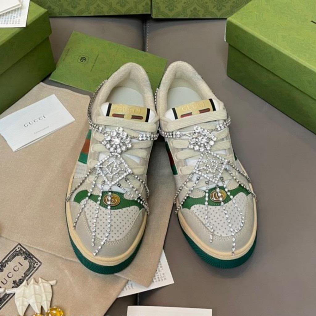 C86-65 Gucci giày thể thao siêu cấp