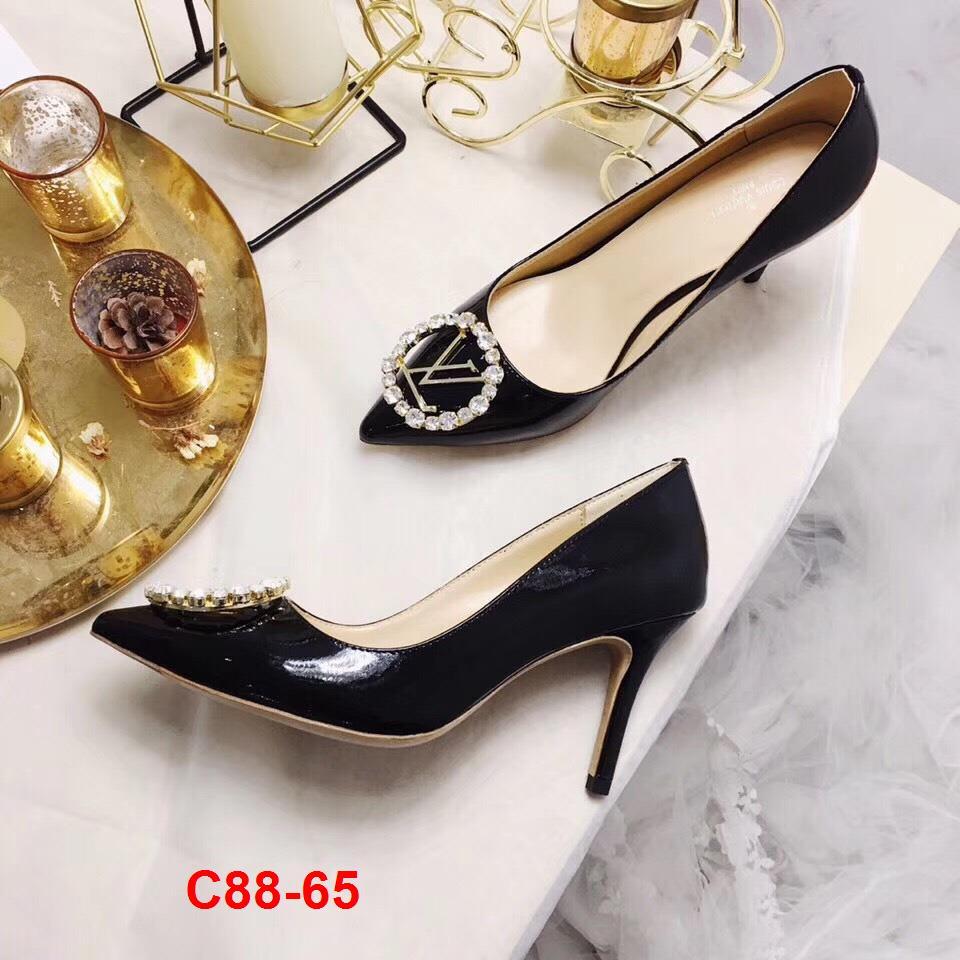 C88-65 Louis Vuitton giày cao 8cm siêu cấp