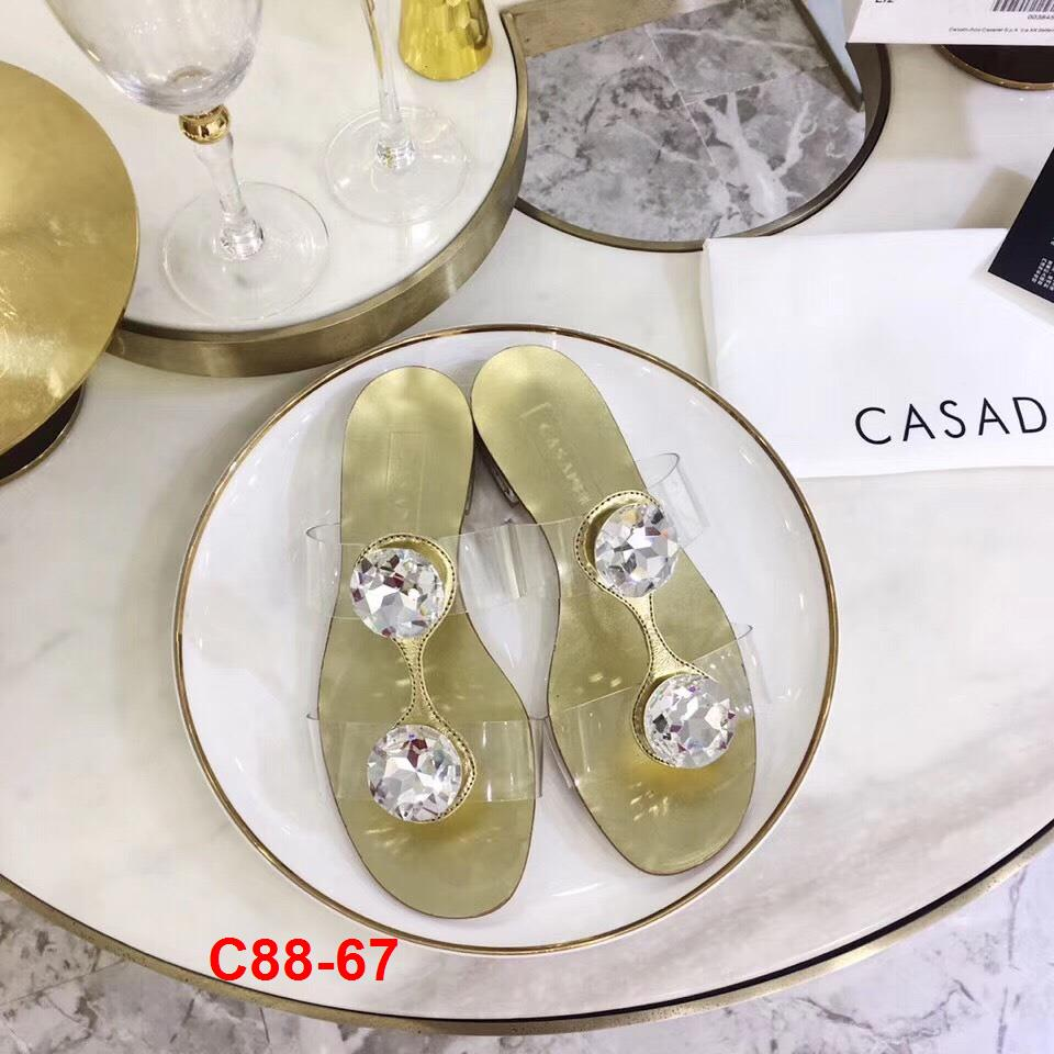 C88-67 Casadei dép bệt siêu cấp