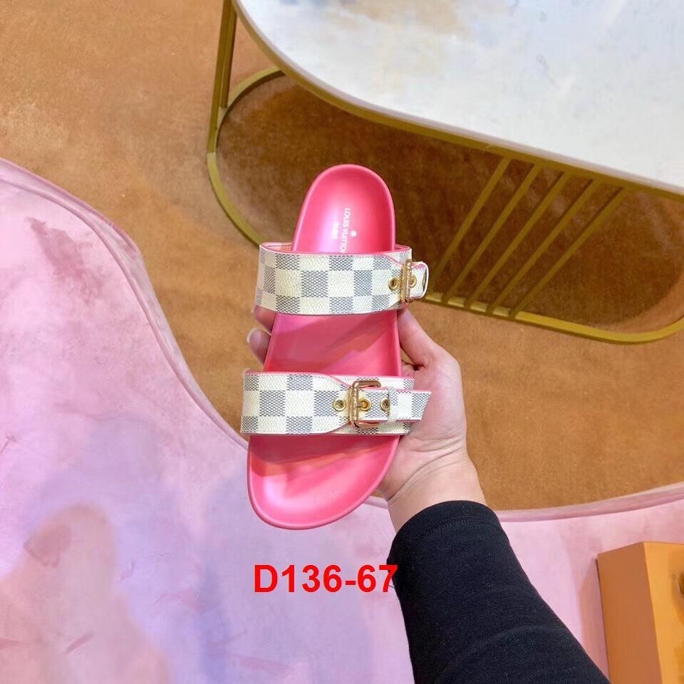 D136-67 Louis Vuitton dép bệt siêu cấp