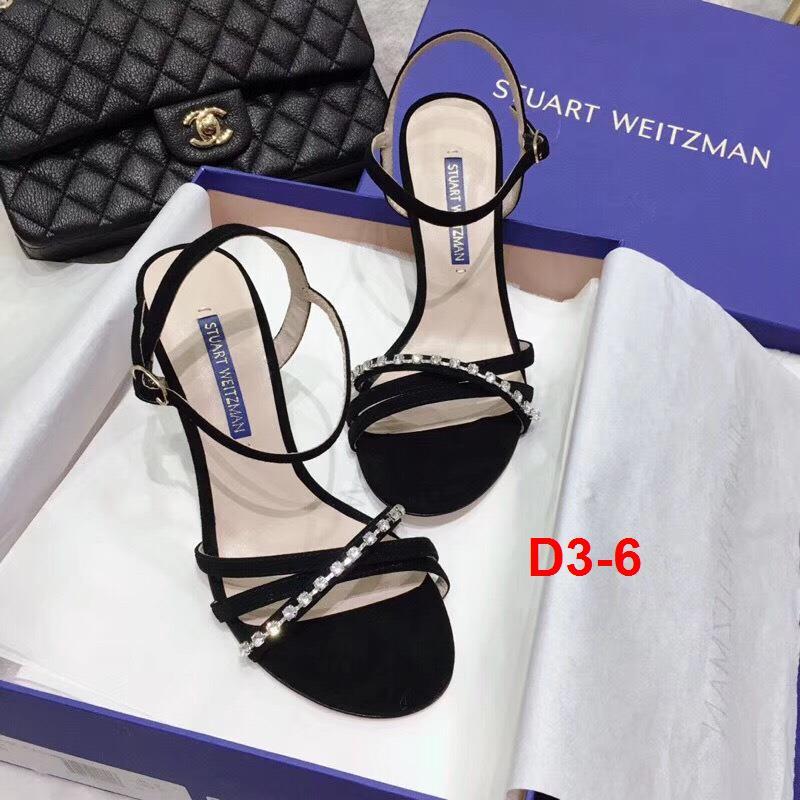 D3-6 Stuart Weitzman sandal cao 8cm siêu cấp