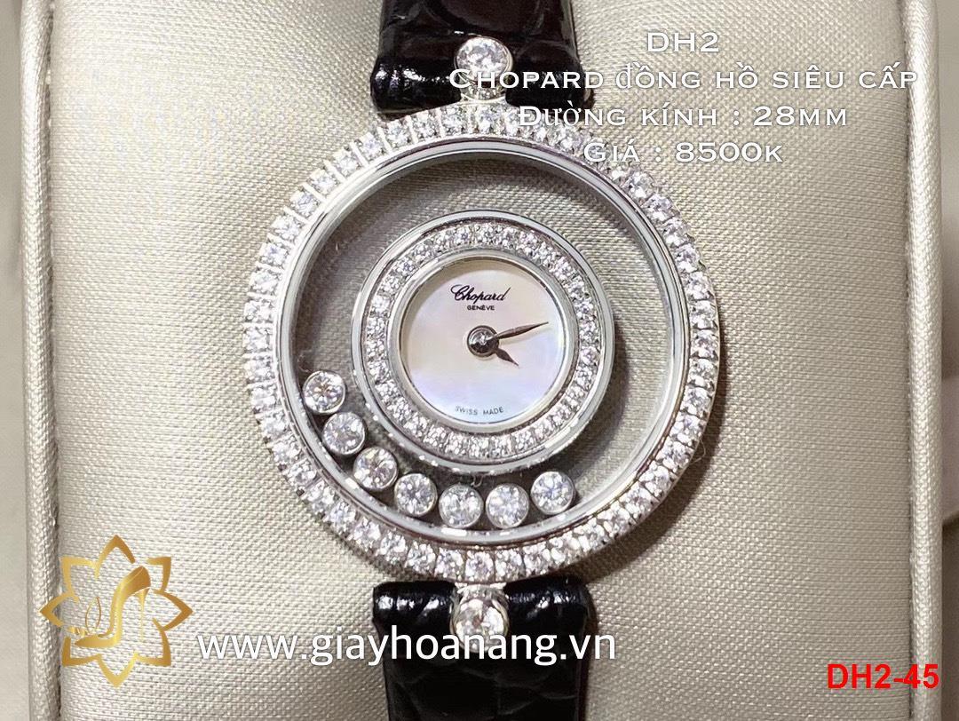 DH2-45 Chopard đồng hồ siêu cấp