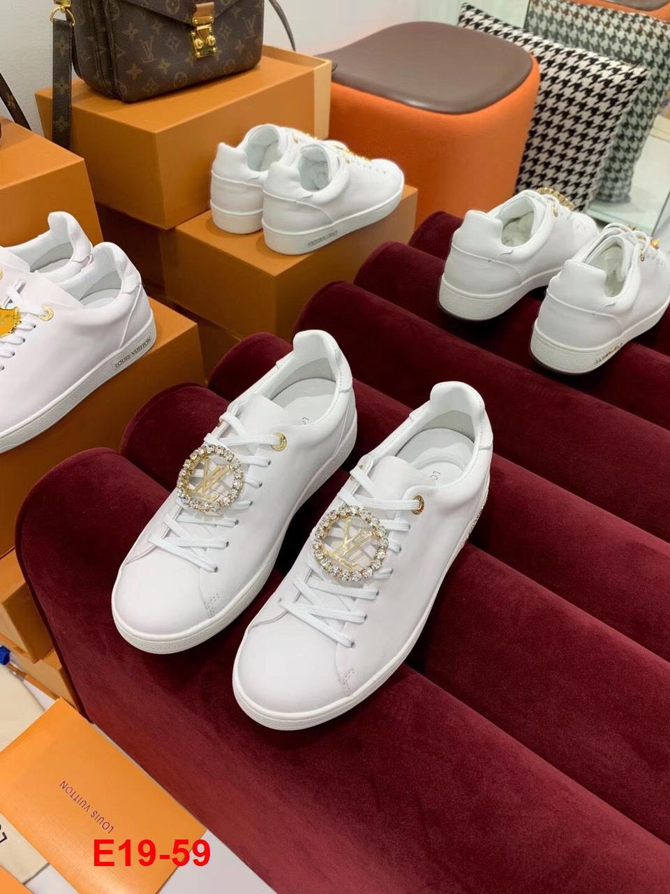 E19-59 Louis Vuitton giày thể thao siêu cấp