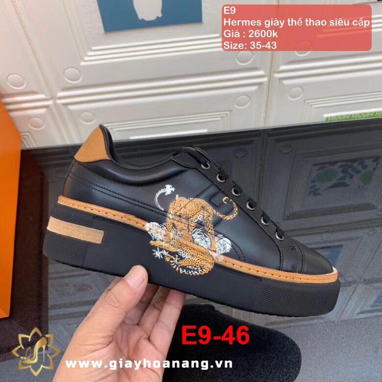 E9-46 Hermes giày thể thao siêu cấp