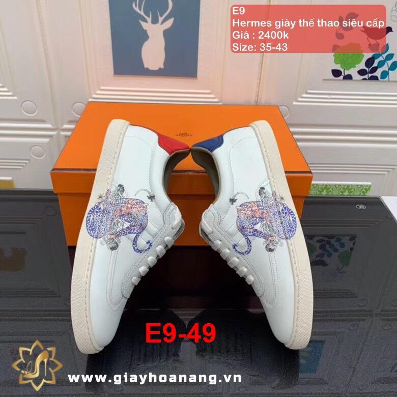 E9-49 Hermes giày thể thao siêu cấp