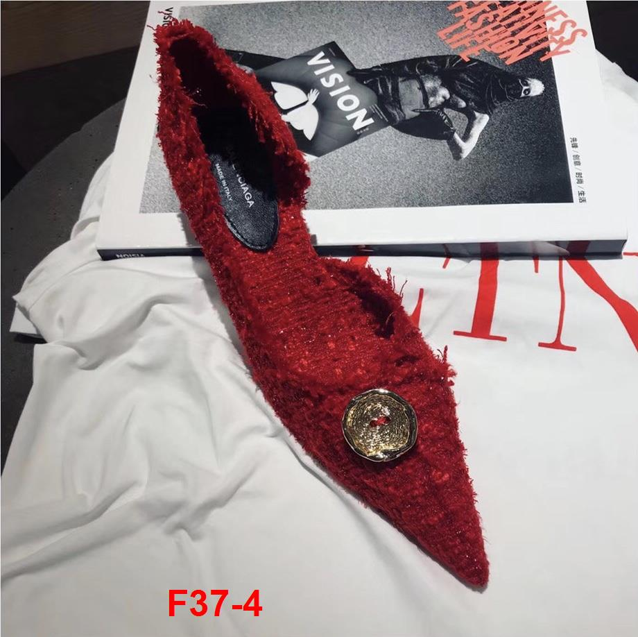 F37-4 Balenciaga giày cao 3cm siêu cấp