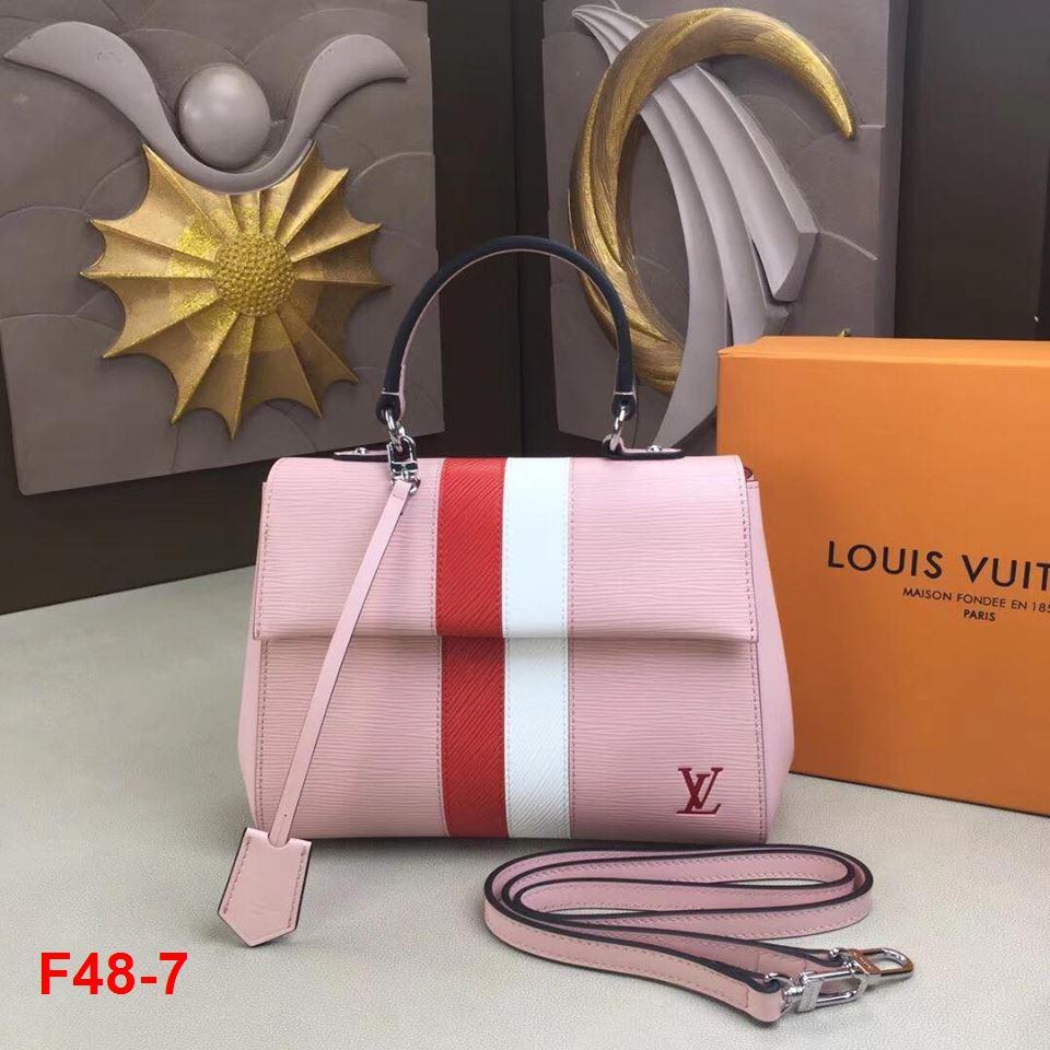 F48-7 Louis Vuitton túi size 28cm siêu cấp