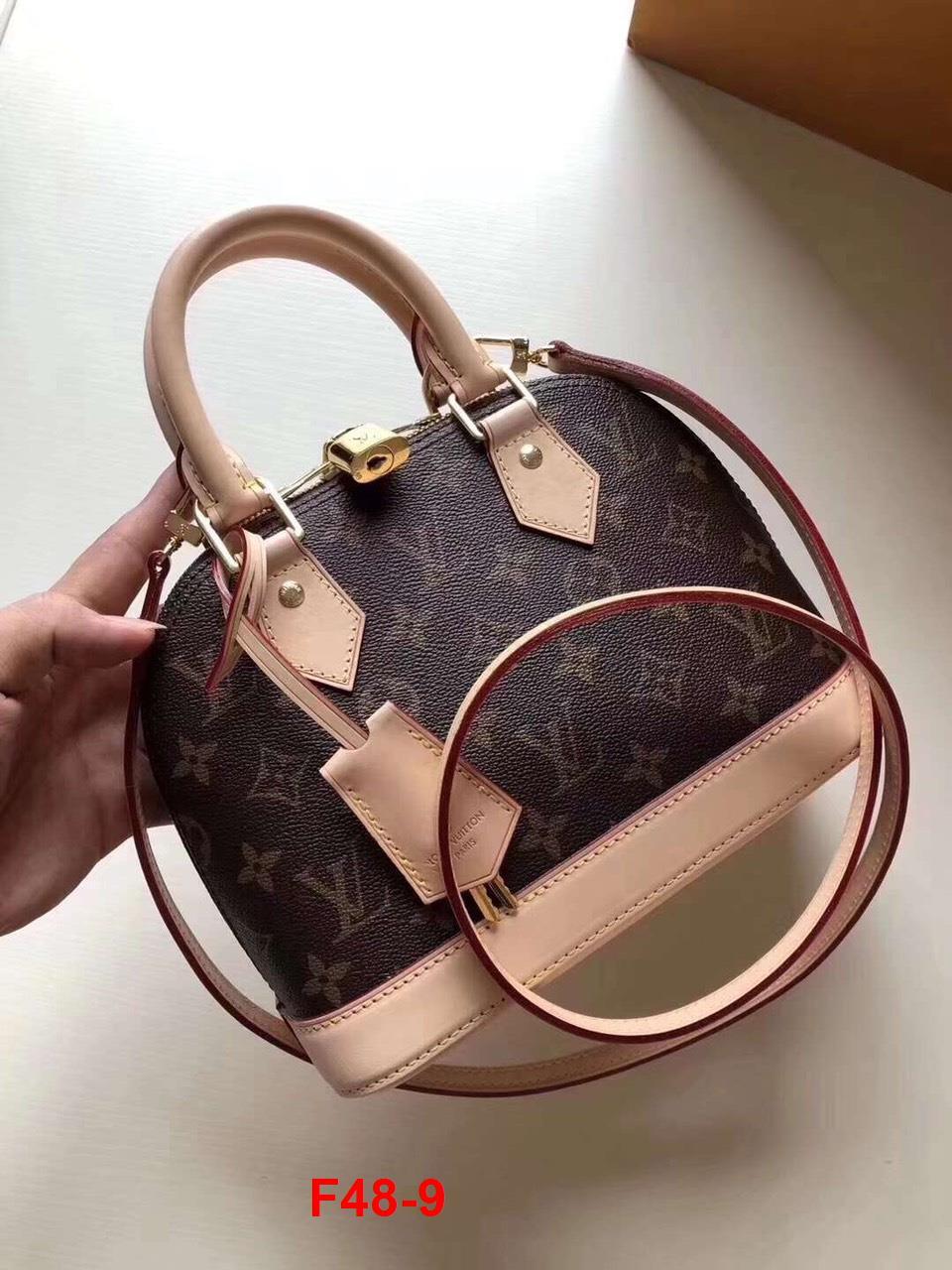 F48-9 Louis Vuitton túi size 25cm siêu cấp