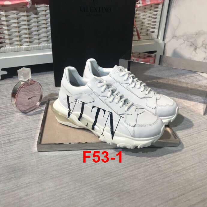 F53-1 Valentino giày thể thao siêu cấp