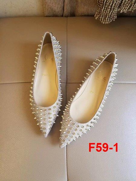 F59-1 Louboutin giày cao 2cm, 7cm, 9cm siêu cấp
