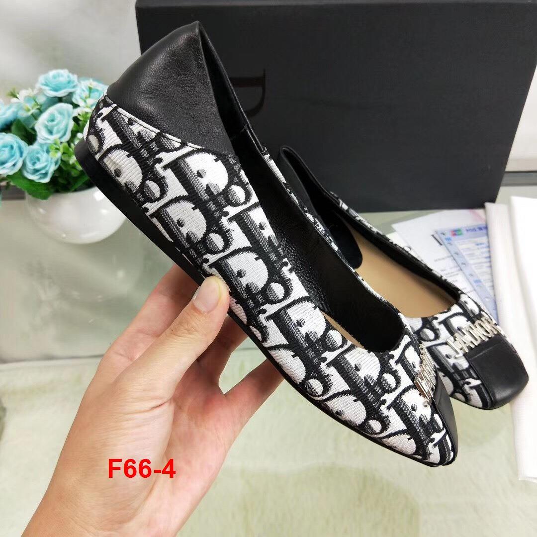 F66-4 Dior giày bệt siêu cấp