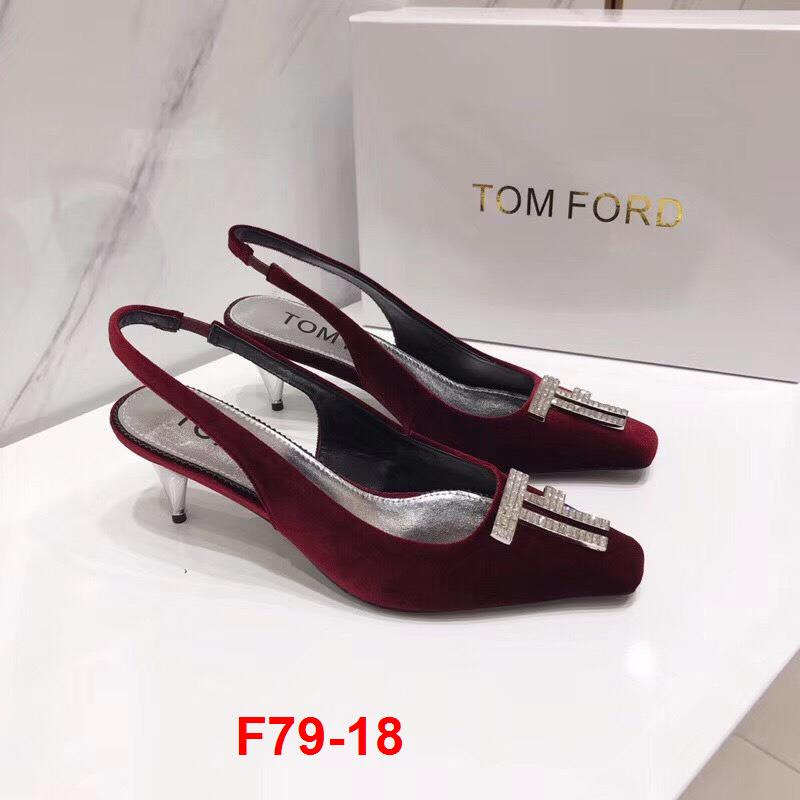 F79-18 Tom Ford sandal cao 6cm siêu cấp