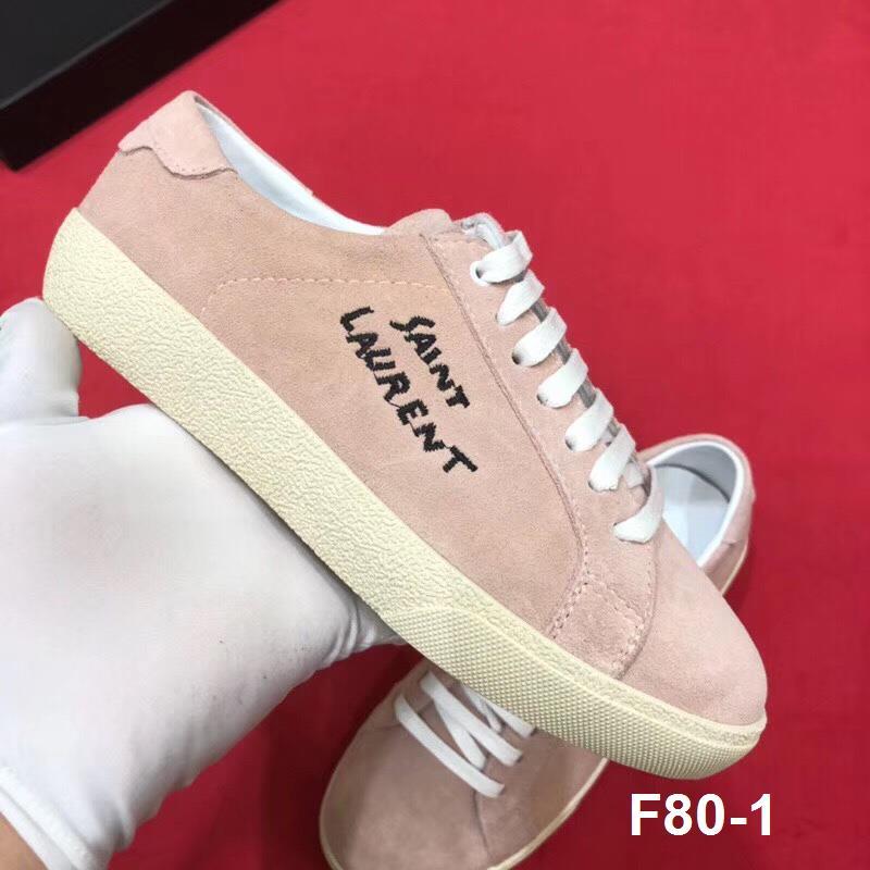 F80-1 Saint Laurent giày thể thao siêu cấp