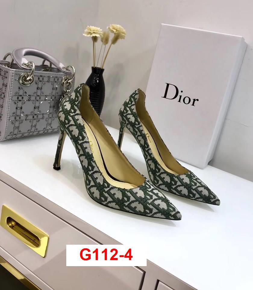 G112-4 Dior giày cao 7cm,10cm siêu cấp