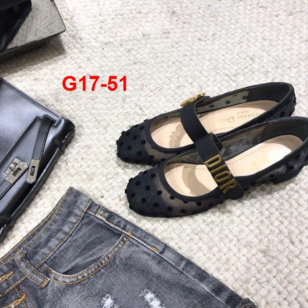 G17-51 Dior giày cao 3cm siêu cấp