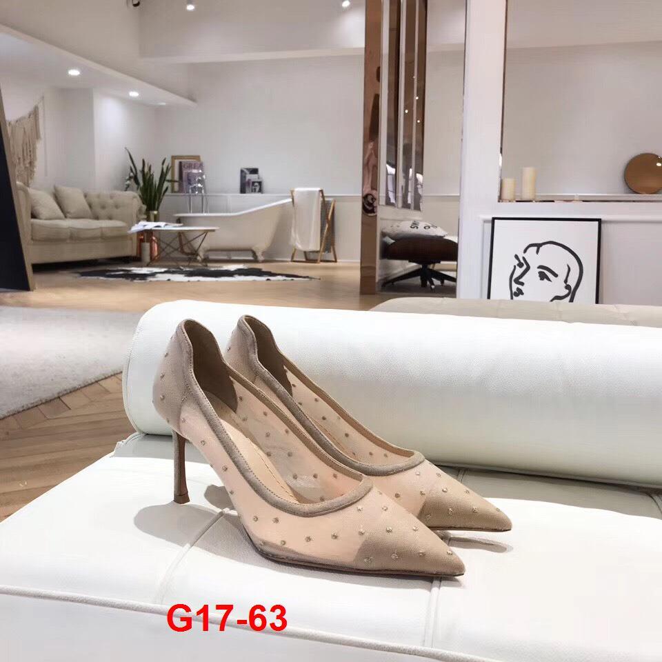 G17-63 Dior giày cao 8cm siêu cấp