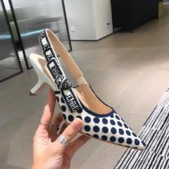 G17-94 Dior sandal bệt , 6cm , 10cm siêu cấp