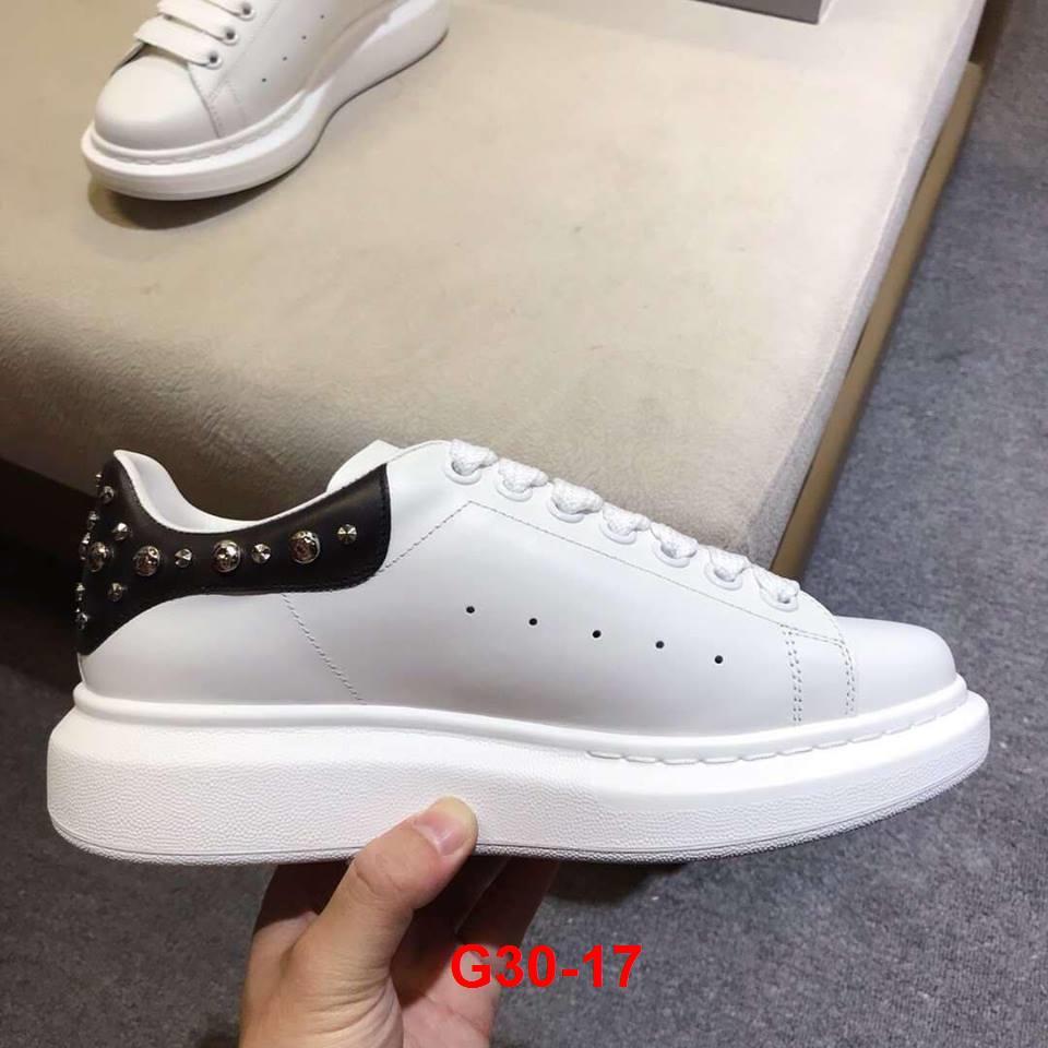 G30-17 Alexander Mcqueen giày thể thao siêu cấp