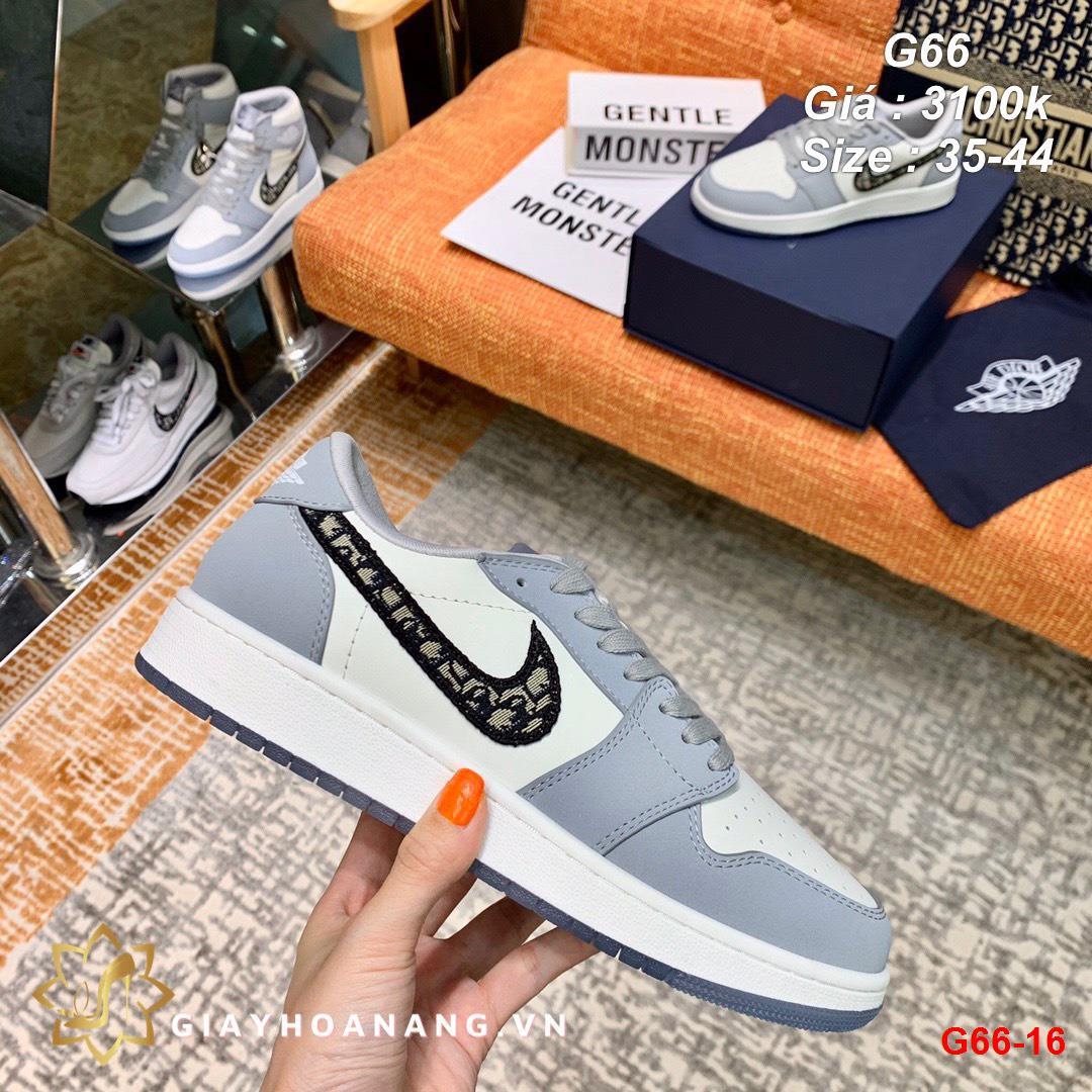 G66-16 Dior giày thể thao siêu cấp