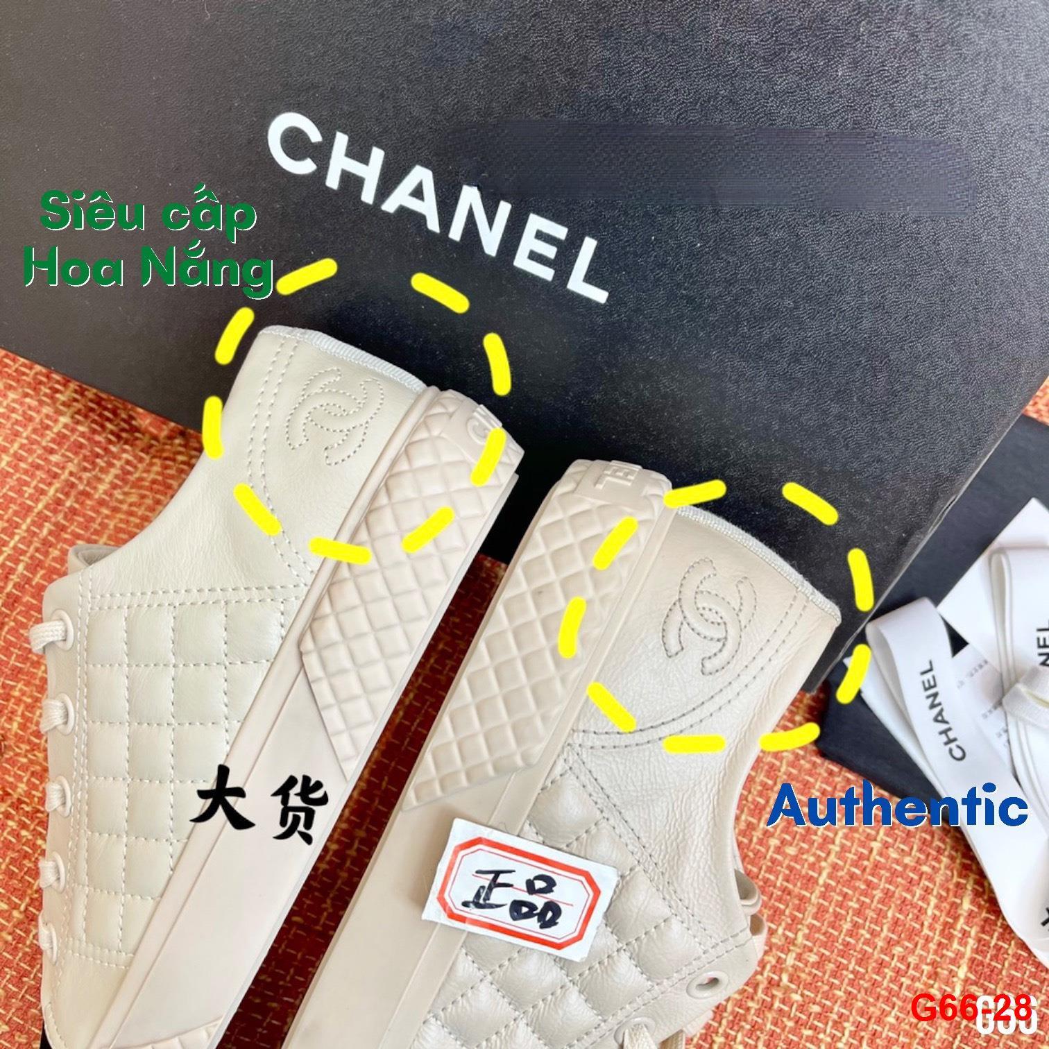 G66-28 Chanel giày thể thao siêu cấp