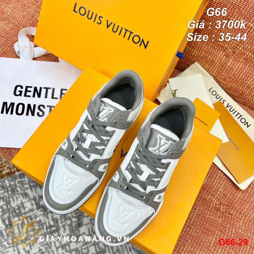 G66-29 Louis Vuitton giày thể thao siêu cấp