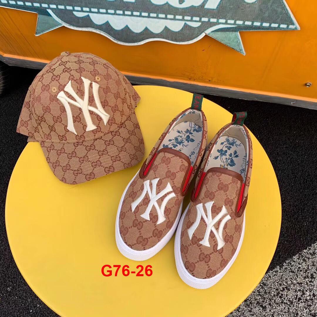 G76-26 Gucci giày lười siêu cấp