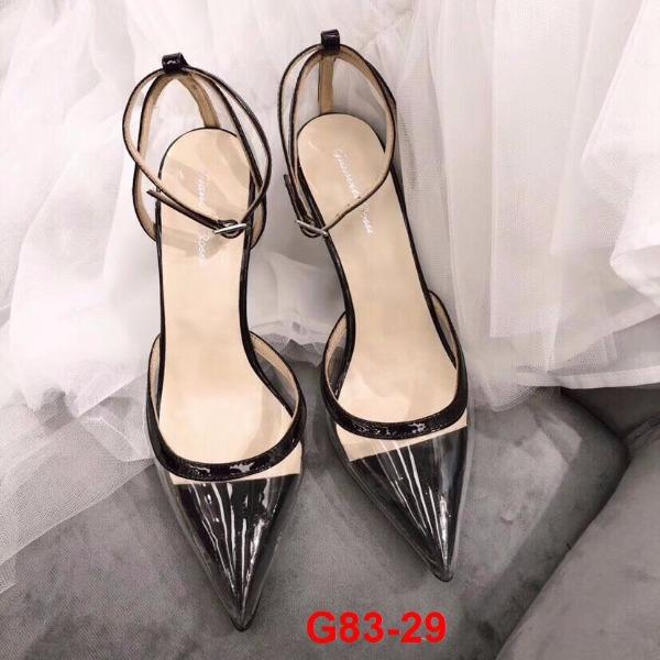 G83-29 Gianvito Rossi sandal cao 10cm siêu cấp