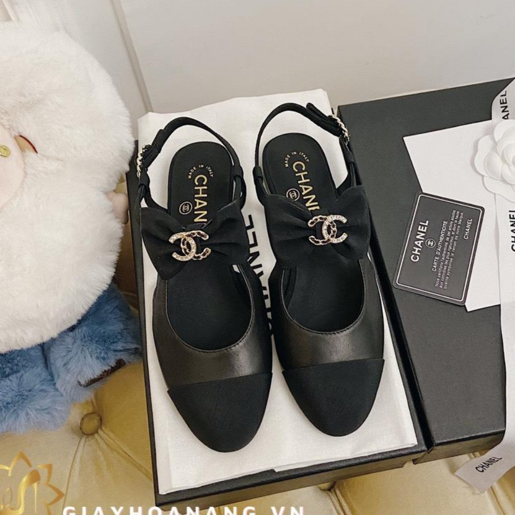 G86-129 Chanel sandal siêu cấp