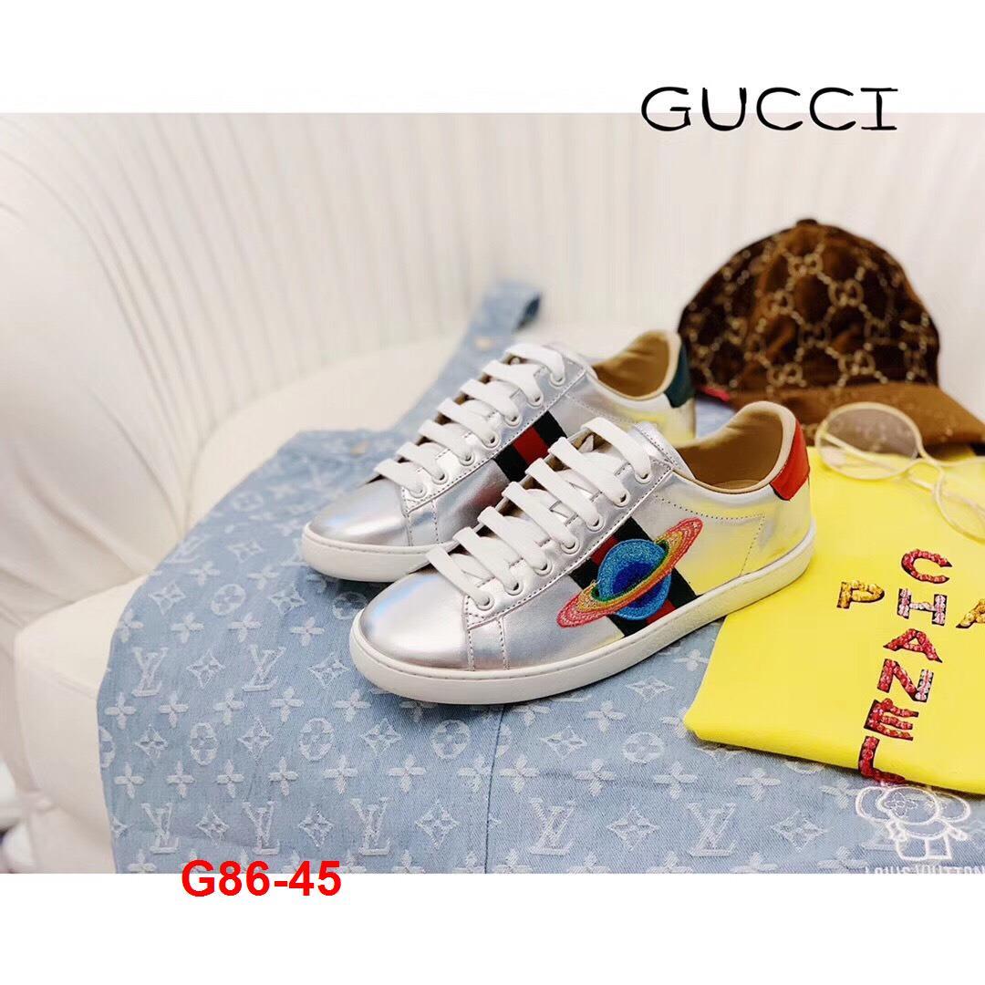 G86-45 Gucci giày thể thao siêu cấp