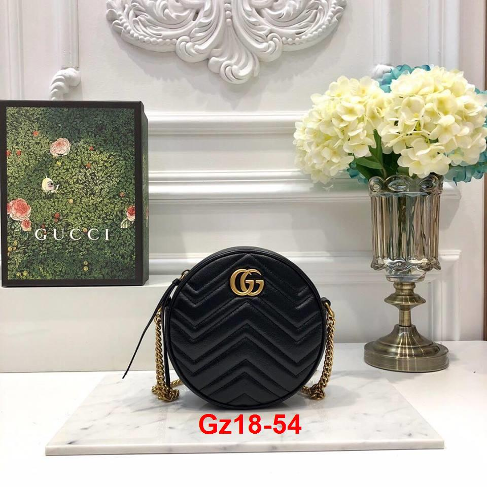 Gz18-54 Gucci túi size 19cm siêu cấp