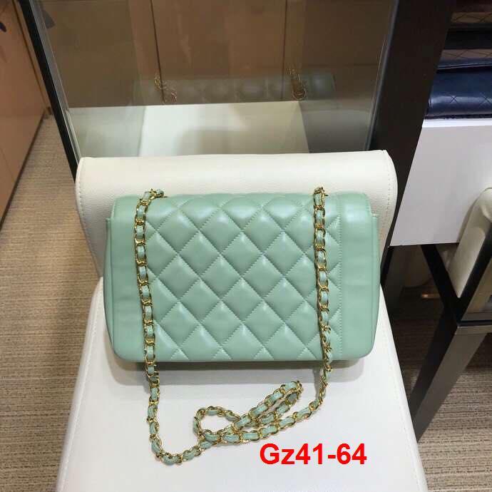 Gz41-64 Chanel túi size 26cm siêu cấp