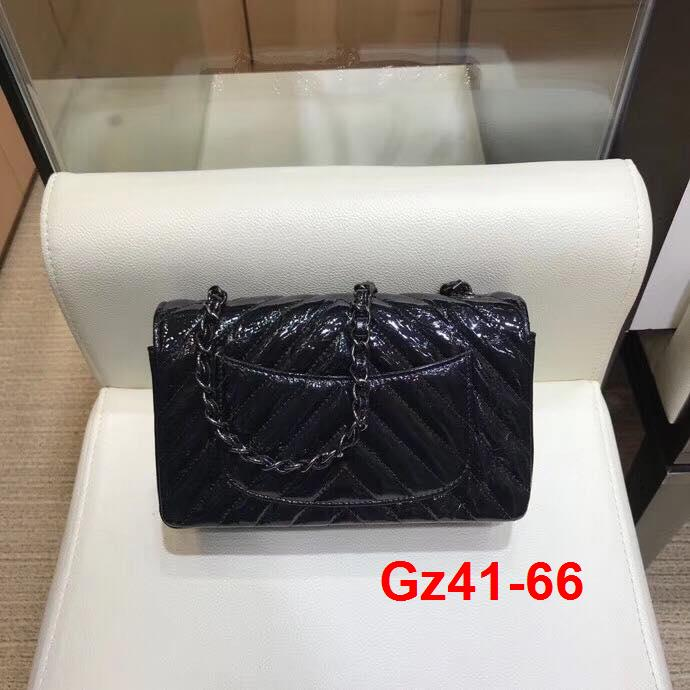 Gz41-66 Chanel túi size 20cm siêu cấp