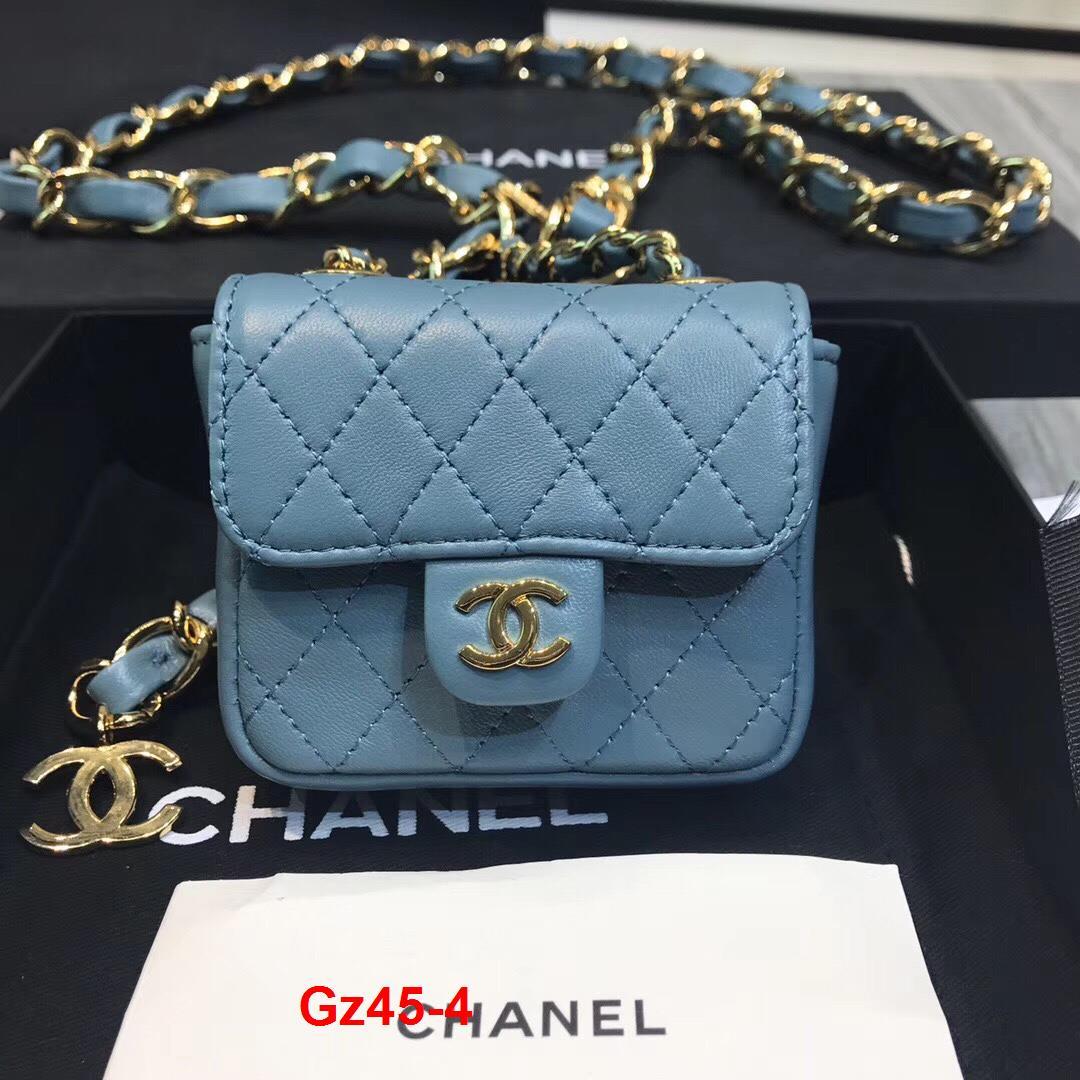 Gz45-4 Chanel túi size 9cm siêu cấp