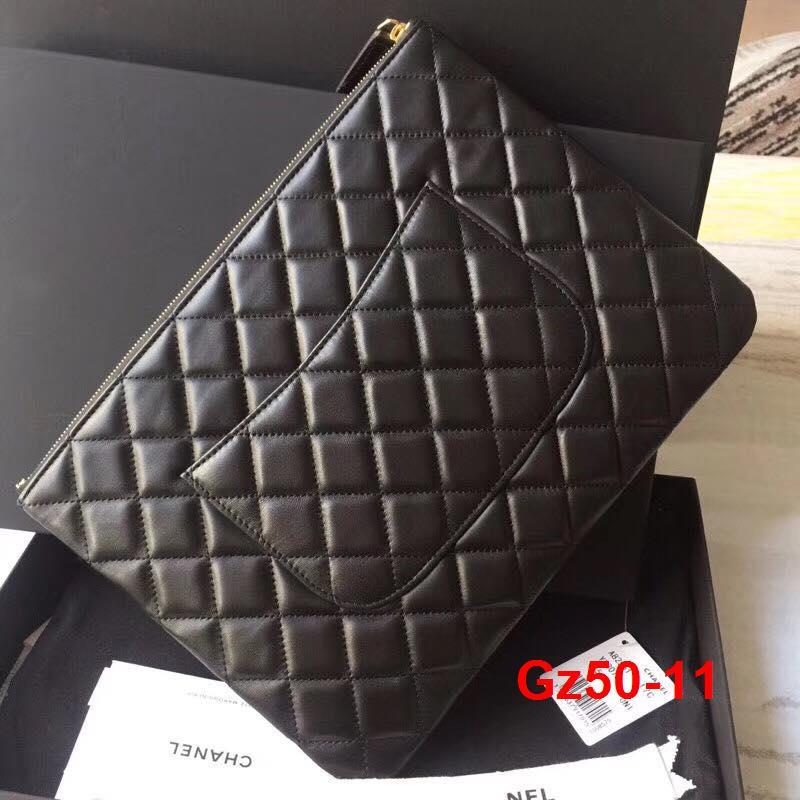 Gz50-11 Chanel Clutch size 28cm, 33cm siêu cấp