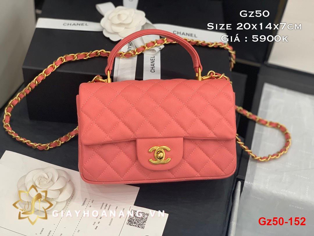 Gz50-152 Chanel túi size 20cm siêu cấp