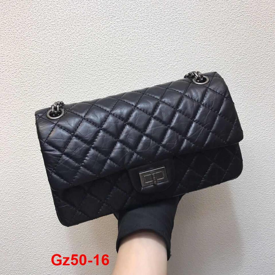 Gz50-16 Chanel túi size 25cm siêu cấp