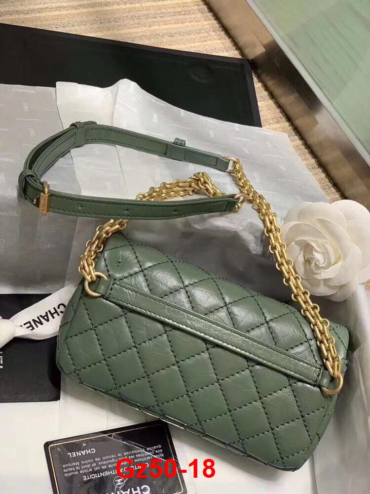 Gz50-18 Chanel túi size 16cm siêu cấp