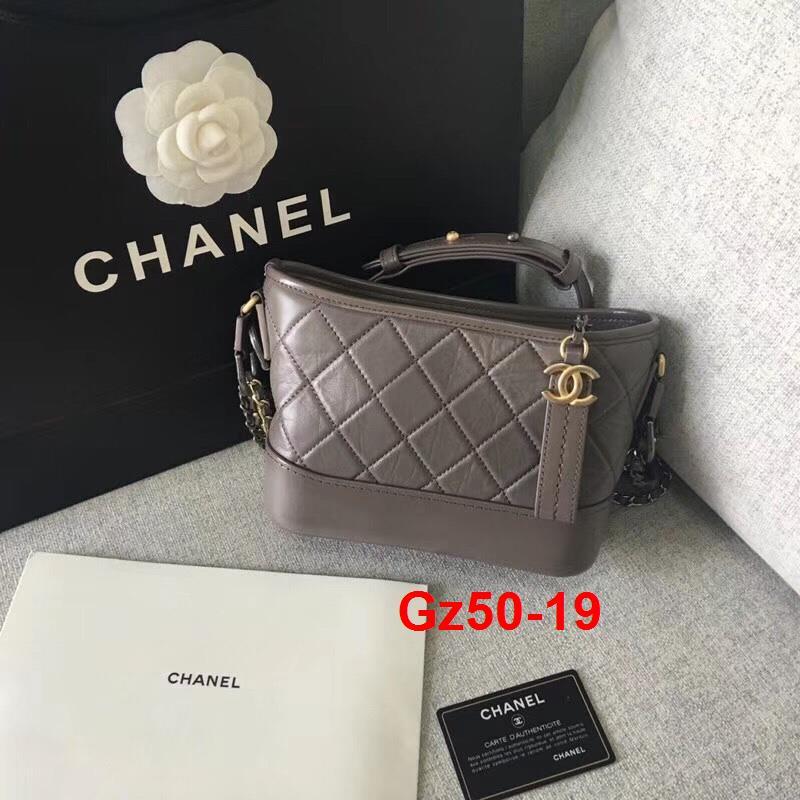 Gz50-19 Chanel Gabrielle túi size 20cm siêu cấp