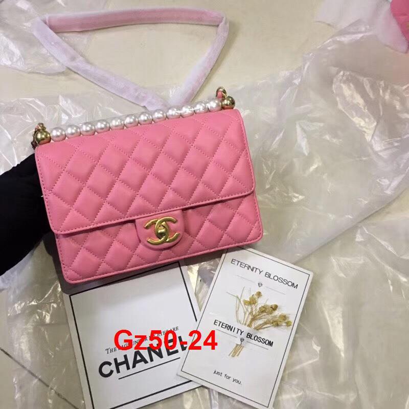 Gz50-24 Chanel túi size 21cm siêu cấp
