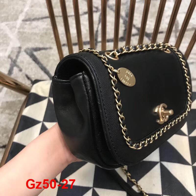 Gz50-27 Chanel túi size 22cm siêu cấp