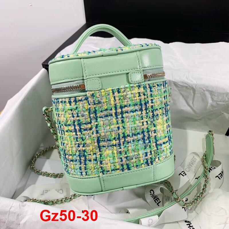 Gz50-30 Chanel túi size 17cm siêu cấp