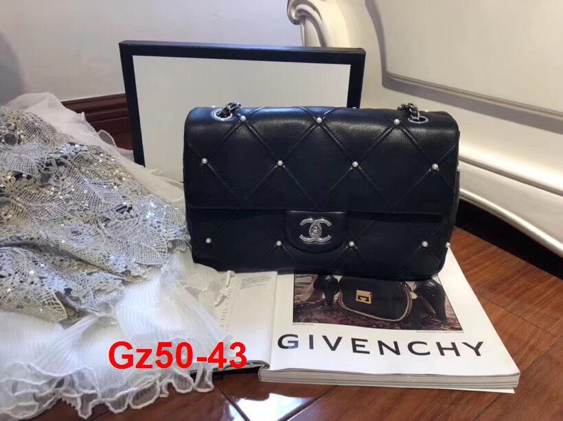 Gz50-43 Chanel túi size 28cm siêu cấp