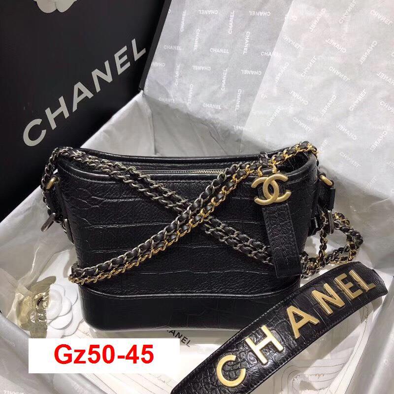 Gz50-45 Chanel túi size 20cm siêu cấp