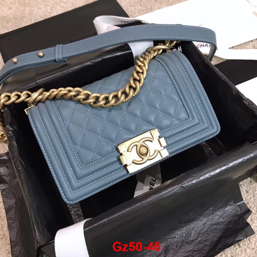 Gz50-46 Chanel túi size 20cm, 25cm siêu cấp