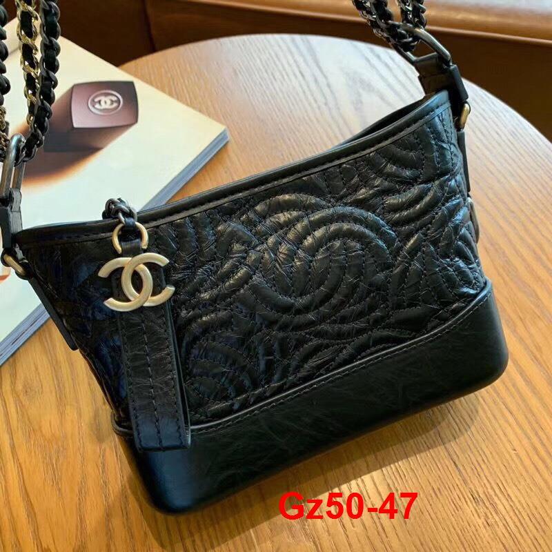 Gz50-47 Chanel túi size 20cm siêu cấp