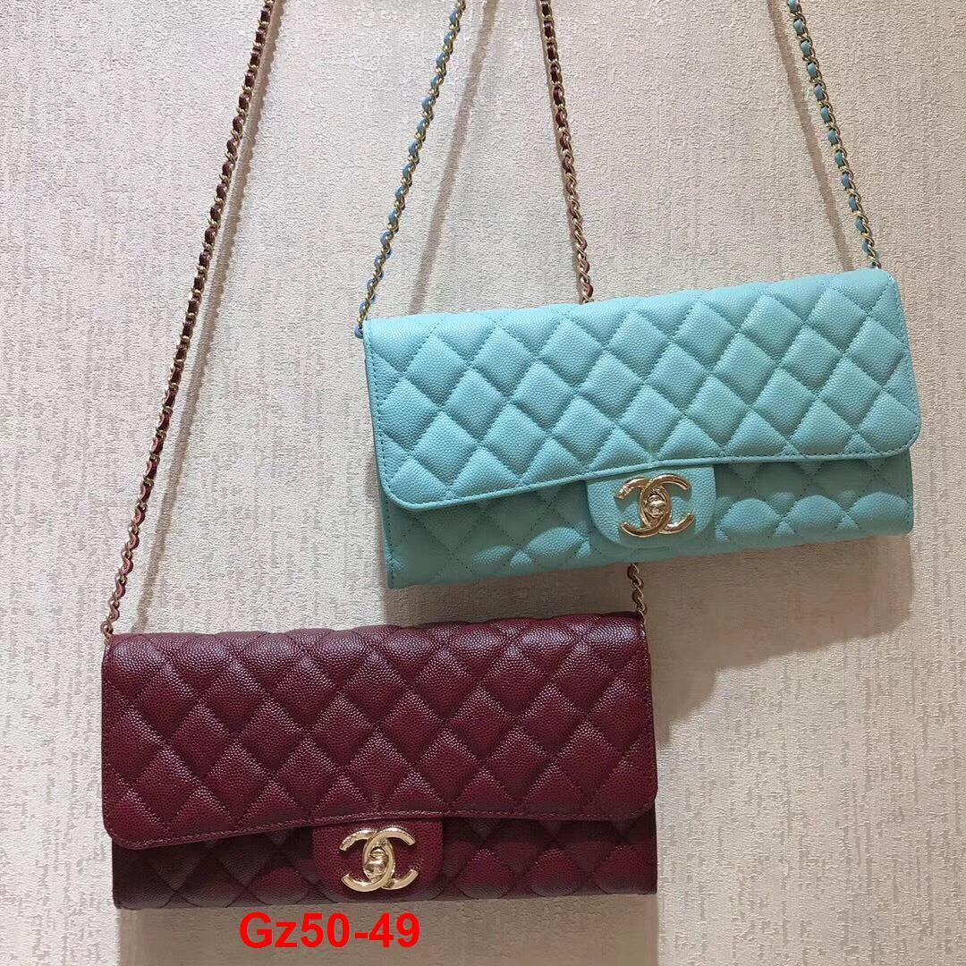 Gz50-49 Chanel túi ví size 24cm siêu cấp