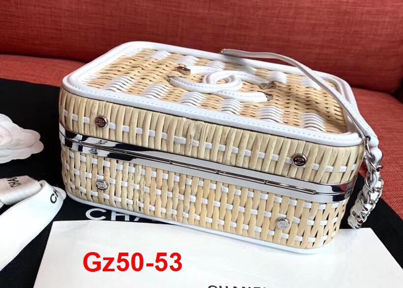 Gz50-53 Chanel túi size 21cm siêu cấp