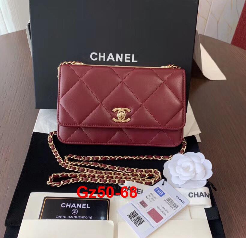 Gz50-68 Chanel túi size 19cm siêu cấp